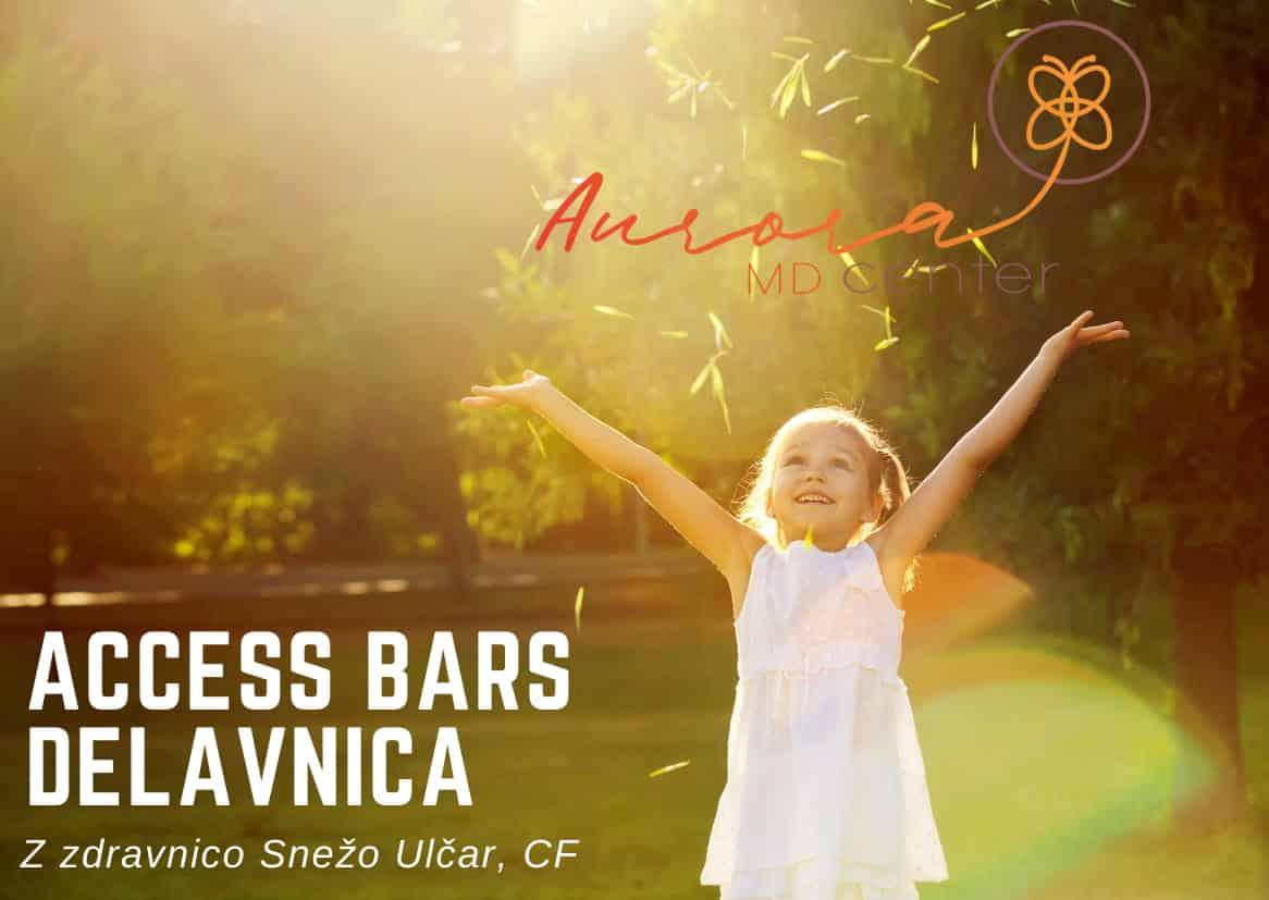 Access Bars delavnica, 12.5.2018, 9:30 – 17:30