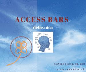 Access Bars® delavnica, 3.6.2018, 9:30 – 17:30