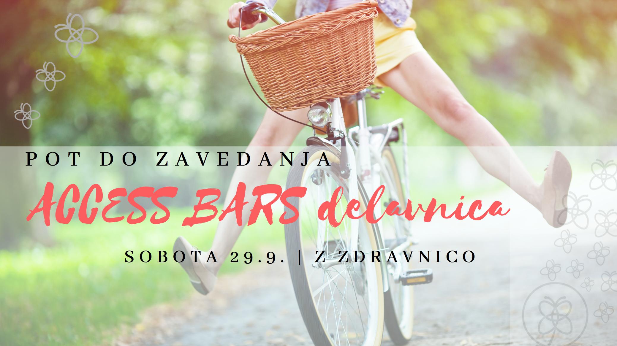 Access Bars Delavnica 29.9.2018