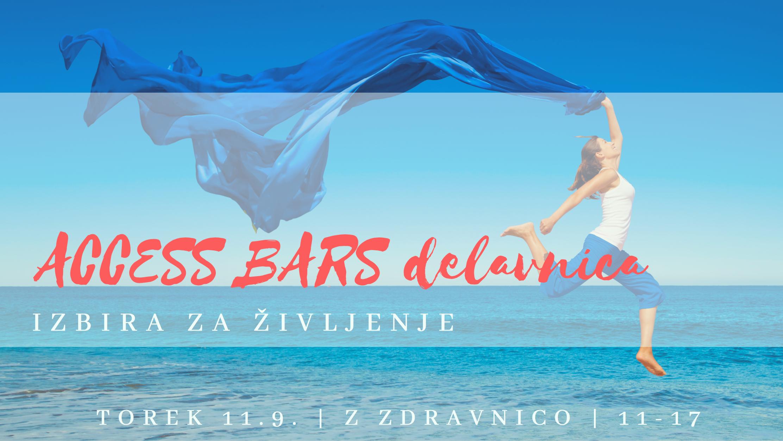 Access Bars Delavnica 11.9.2018