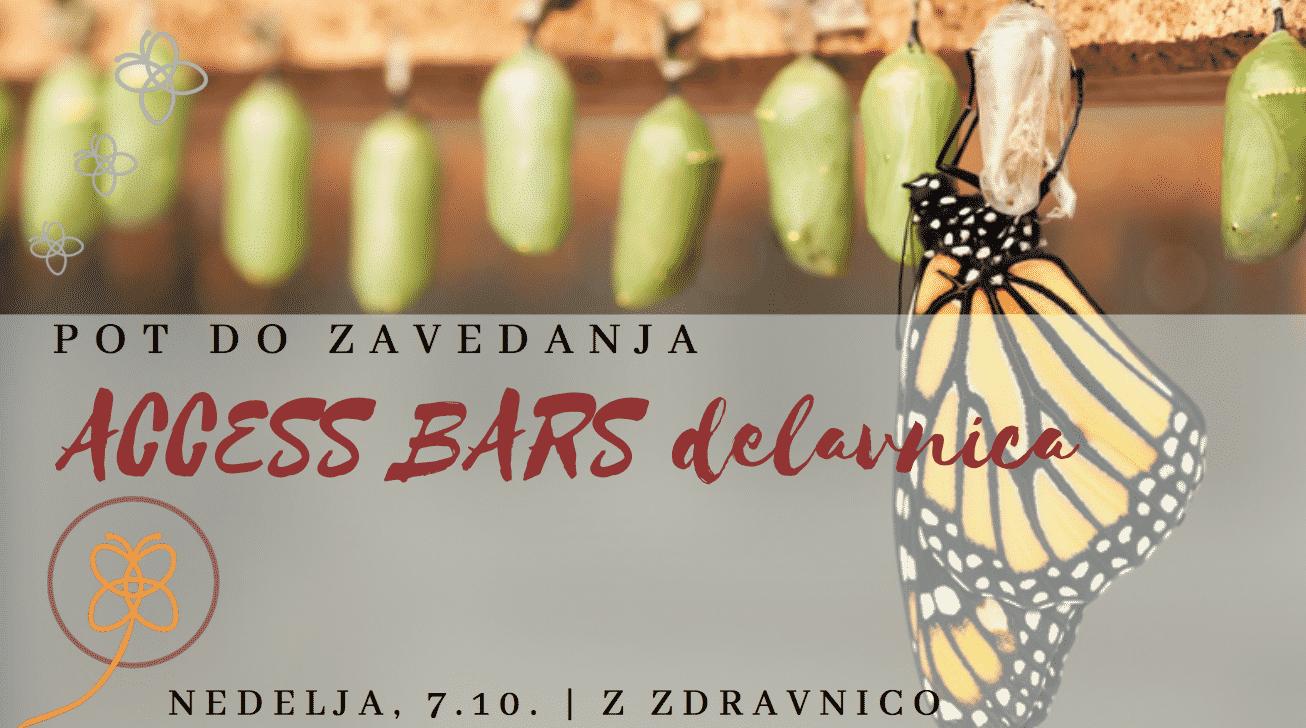 Access Bars Delavnica 7.10.2018