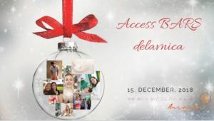 Access Bars® delavnica s Snežo in Kajo, 15.12.2018