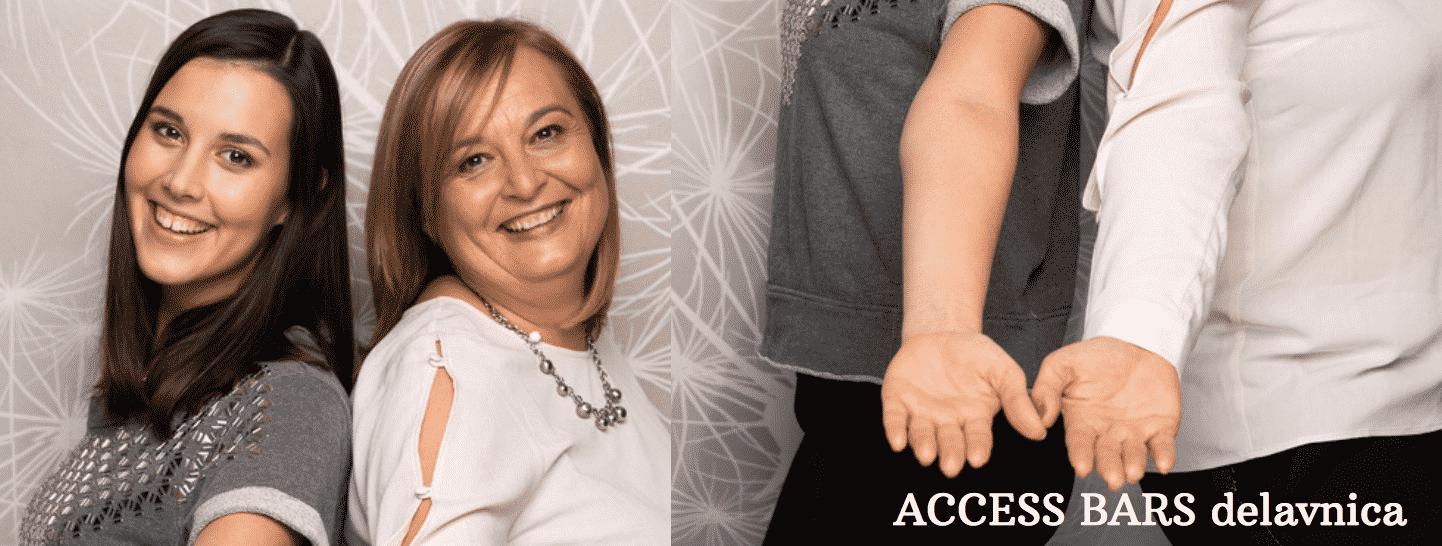 Access Bars delavnica s Snežo in Kajo, 2.3.2019, 9:30-17:30