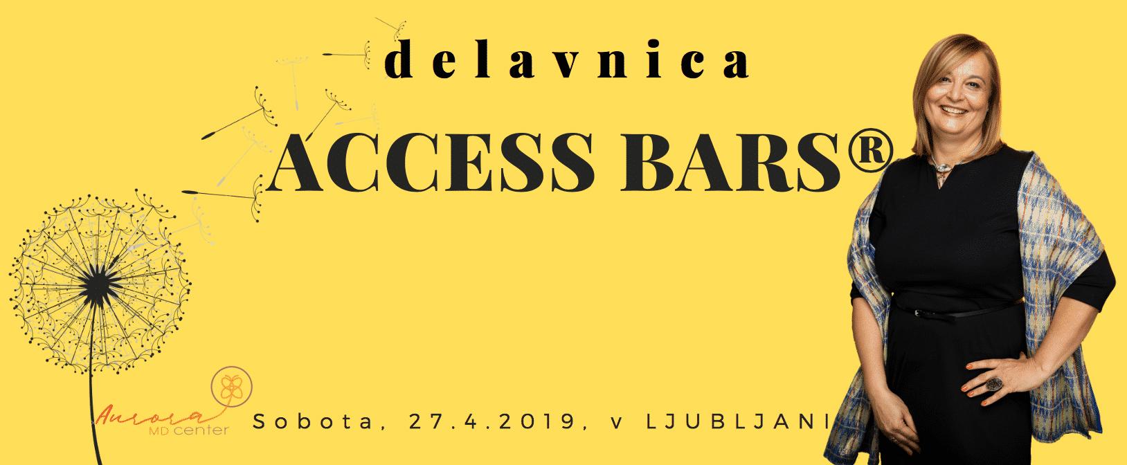 Access BARS® delavnica z zdravnico