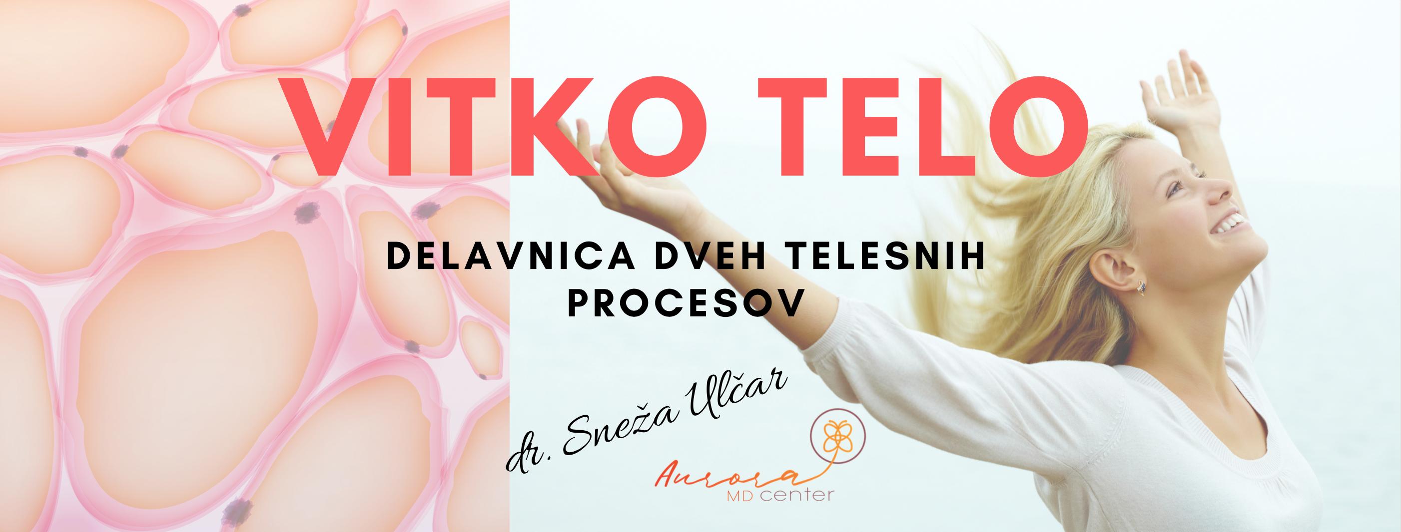 Delavnica VITKO TELO s Snežo Ulčar, 23.6.2019, 16:00-20:00