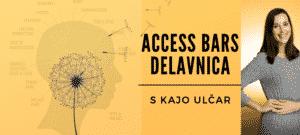 Access Bars delavnica s Kajo Ulčar, 20.6.2019, 9:30-17:00