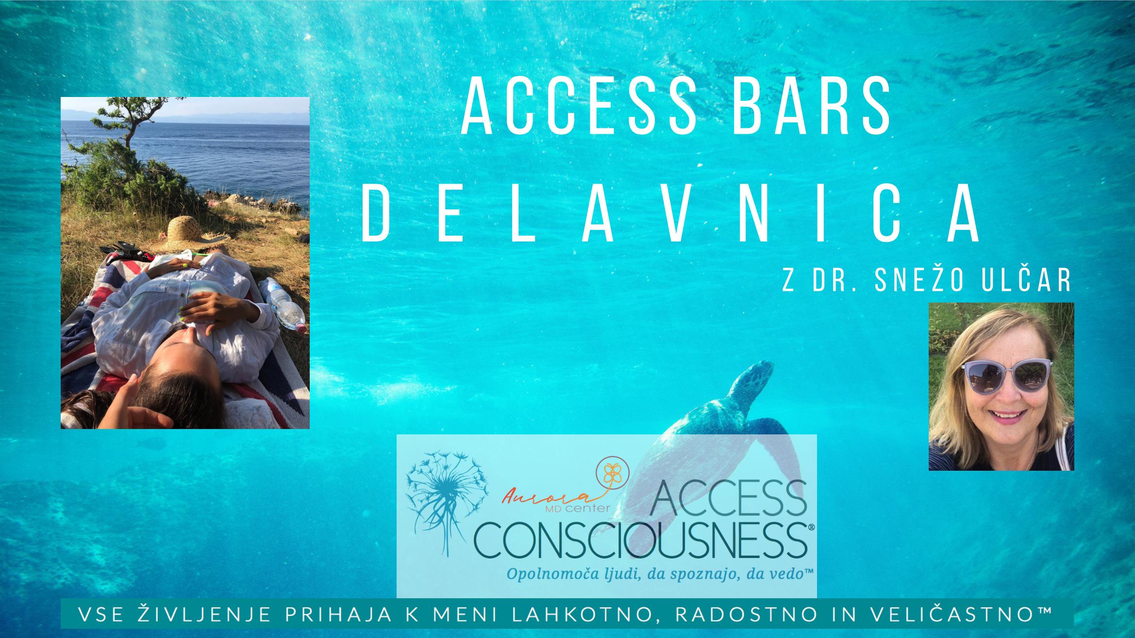 Access Bars® delavnica z zdravnico Snežo Ulčar na otoku Krk