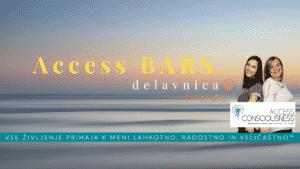 Access Bars® delavnica s Snežo in Kajo Ulčar v Ljubljani, 5.10.2019