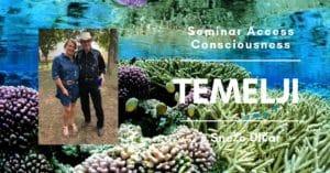 Seminar Temelji – postani sprememba, ki jo iščeš v svetu, Portorož, 7.-10.9.2019