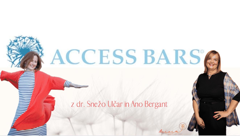 Access Bars® delavnica s Snežo Ulčar & Ano Bergant, Portorož, 15.2.2020, 9:30-17:30