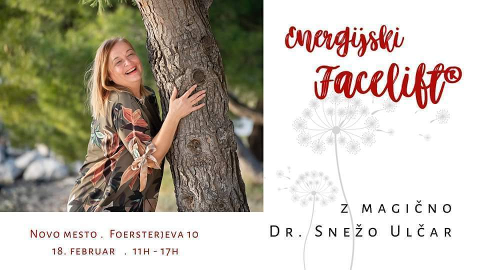 Seminar Access Facelift s Snežo Ulčar, 18.2.2020, 12:00 – 19:00, Novo mesto