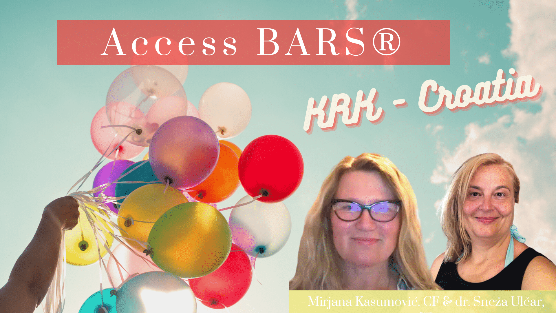 Access BARS® radionica na otoku KRK